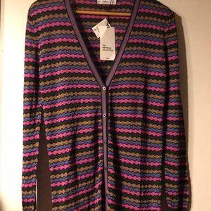Zara Italian Knit Cardigan